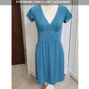 Guess Aqua Blue Dress